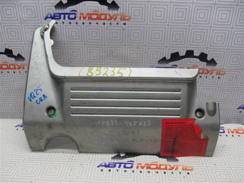 Крышка двс декоративная Nissan Cefiro PA32 VQ25-DE