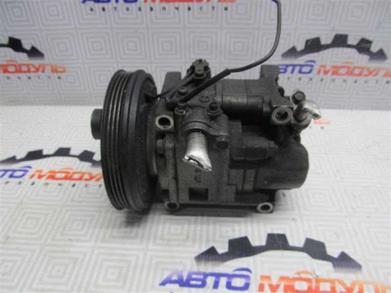 Компрессор кондиционера Mazda Familia BJ5P ZL-DE