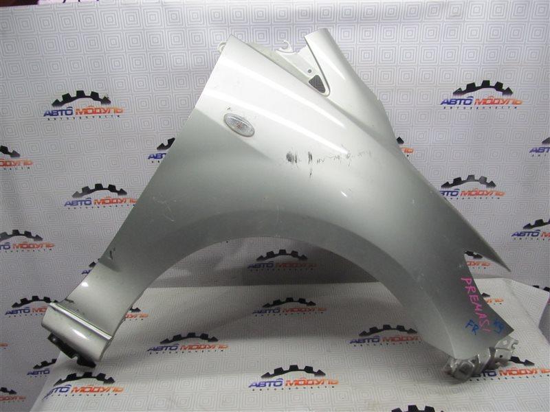 Крыло Mazda Premacy CREW переднее правое