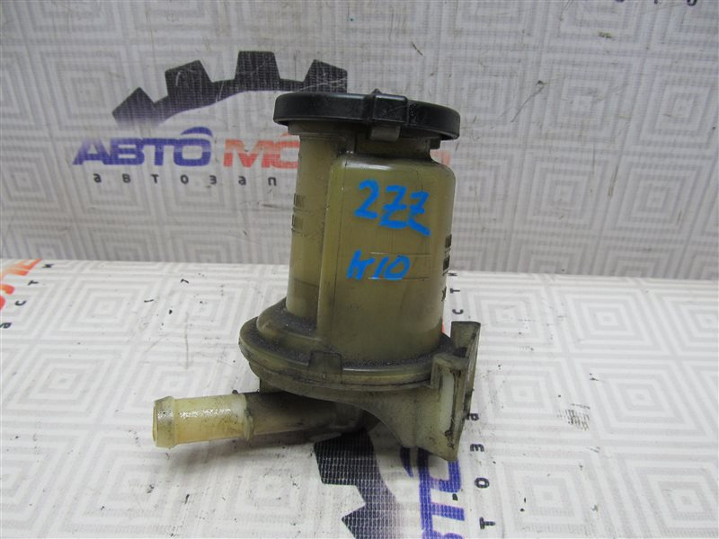 Бачок гидроусилителя Toyota Will Vs ZZE128-0001707 2ZZ-GE 2001