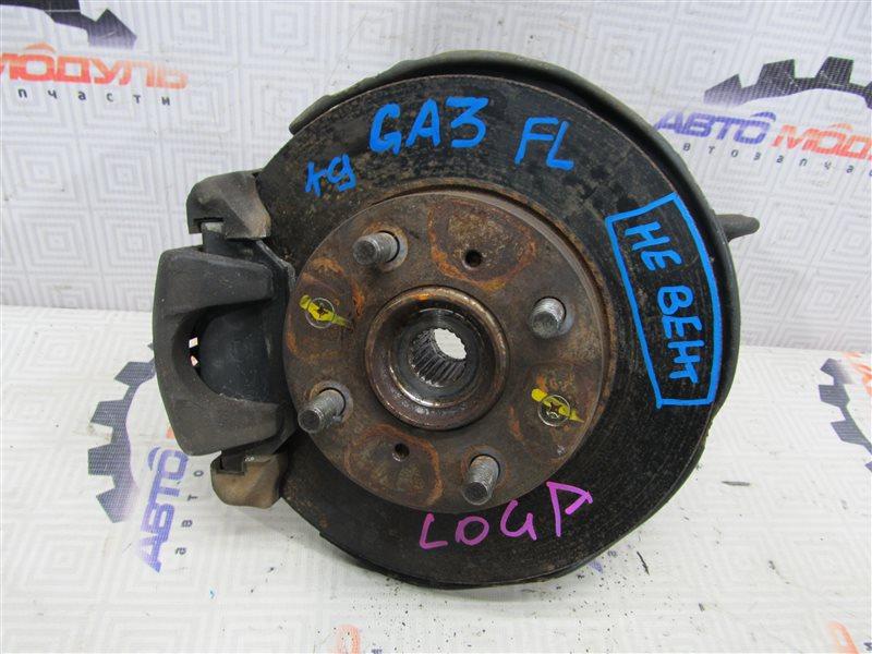 Суппорт Honda Logo GA3 передний левый