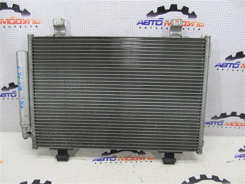 Радиатор кондиционера Suzuki Swift ZC11S K12B