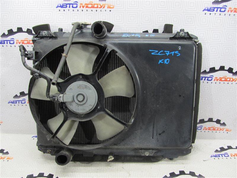 Радиатор основной Suzuki Swift ZC11S M13A