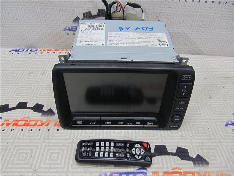 Магнитофон Honda Civic FD1-1100166 R18A