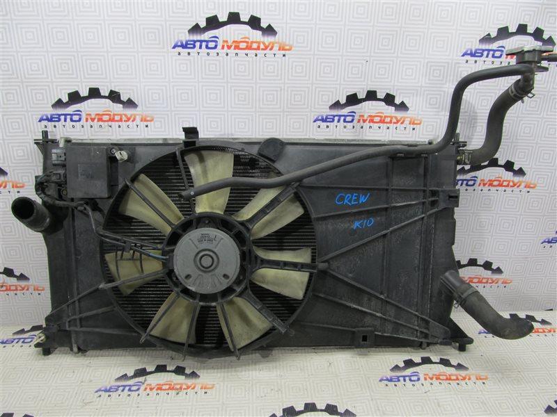 Радиатор основной Mazda Premacy CREW L3-VE