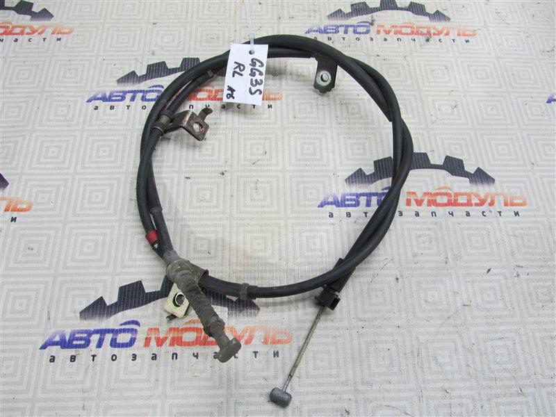 Тросик ручника Mazda Atenza GG3S L3 задний левый