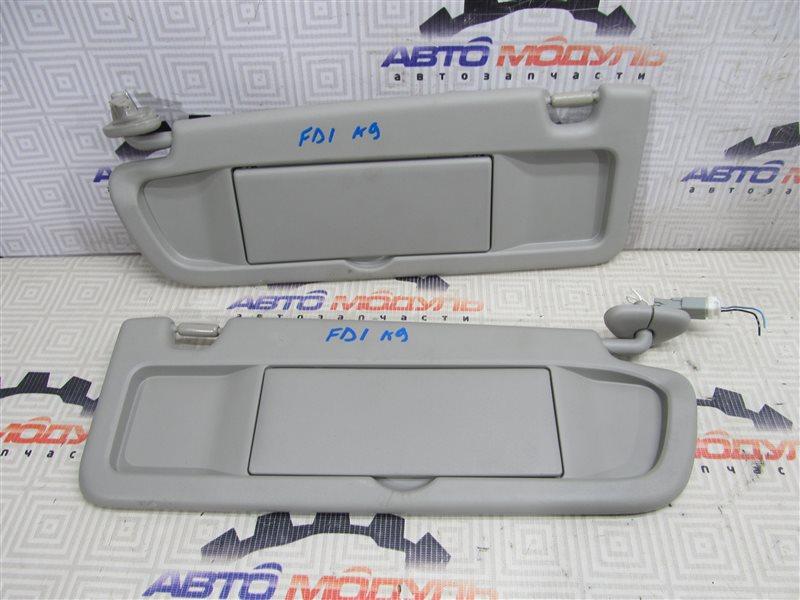 Козырек солнцезащитный Honda Civic FD1-1100166 R18A