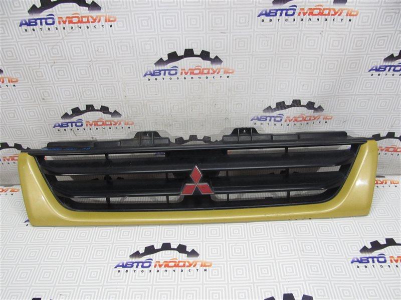 Решетка радиатора Mitsubishi Pajero Mini H58A