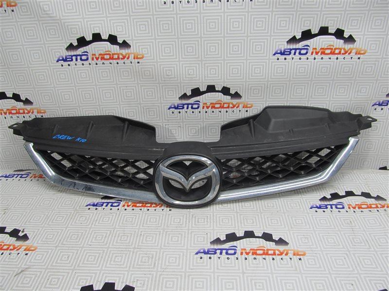 Решетка радиатора Mazda Premacy CREW