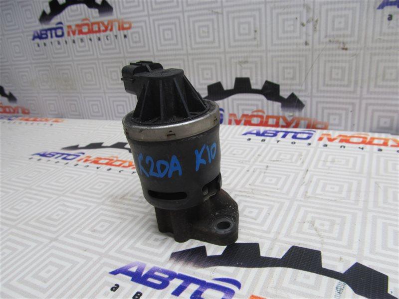 Клапан egr Honda Accord CL7 K20A