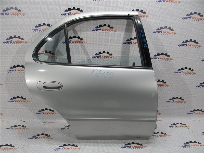 Дверь Toyota Sprinter AE100-5162092 5A-FE 1995 задняя правая