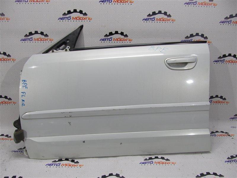 Дверь Subaru Outback BPE-003224 EZ30D 2003 передняя левая