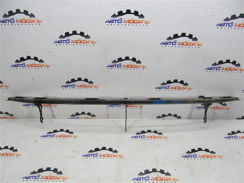Усилитель бампера Toyota Sprinter AE100-5162092 5A-FE 1995 передний