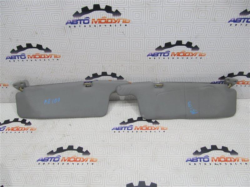 Козырек солнцезащитный Toyota Sprinter AE100-5162092 5A-FE 1995