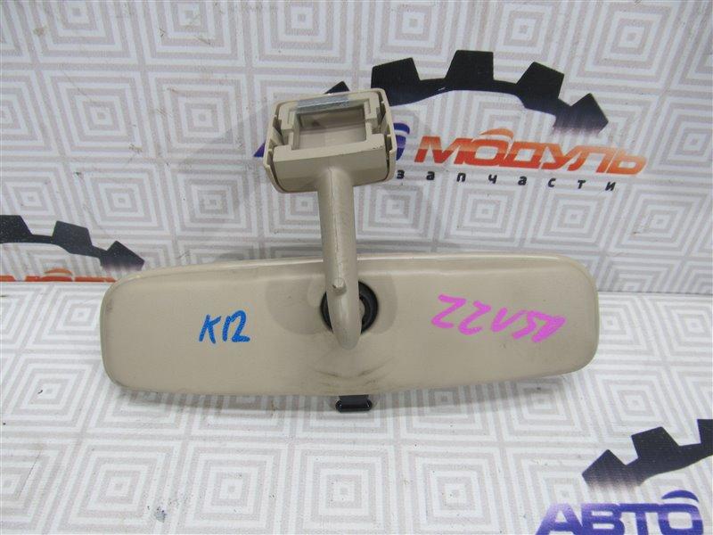 Зеркало салона Toyota Vista ZZV50-0038454 1ZZ-FE 2001