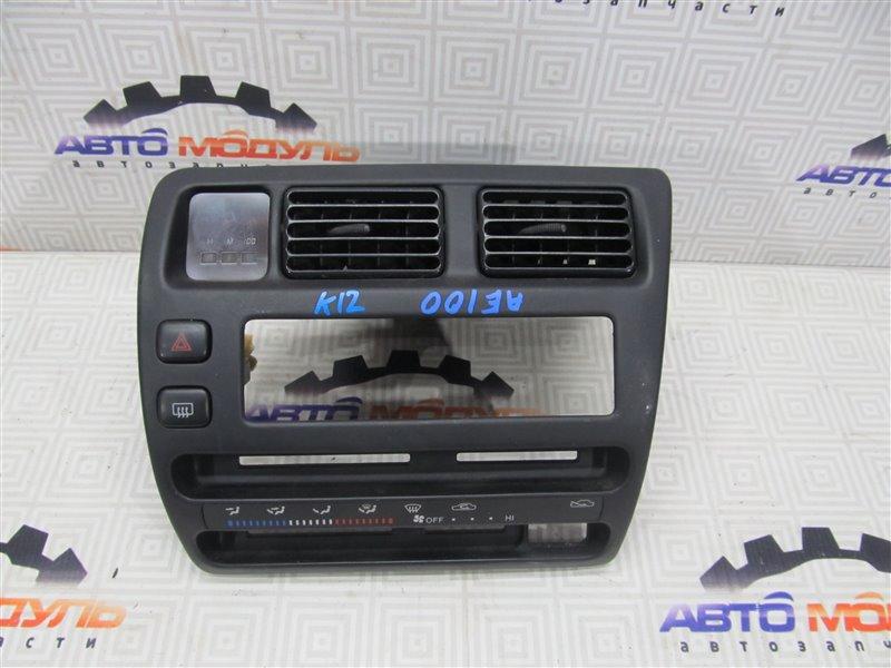 Консоль магнитофона Toyota Sprinter AE100-5162092 5A-FE 1995