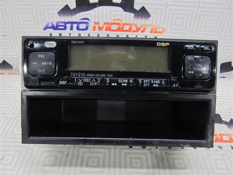 Магнитофон Toyota Corolla Spacio AE111-6027004 4A-FE 1997