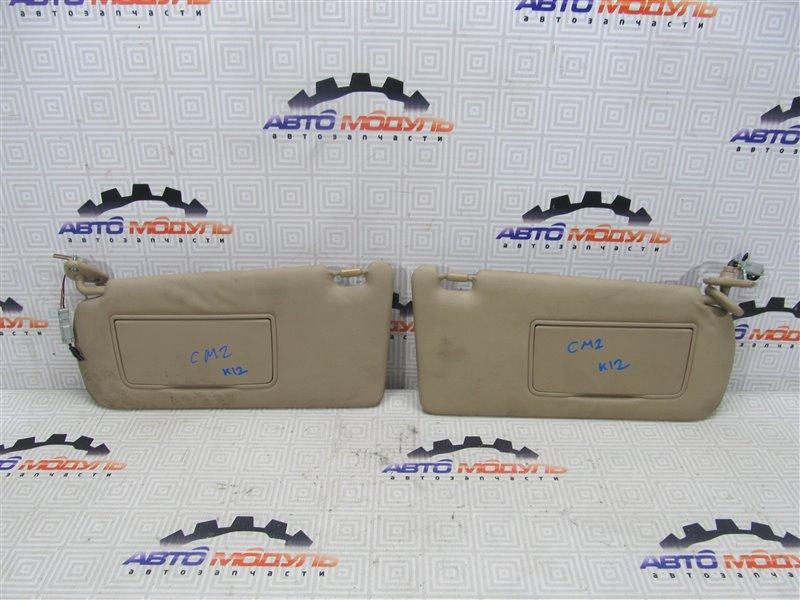 Козырек солнцезащитный Honda Accord CM2-3006395 K24A