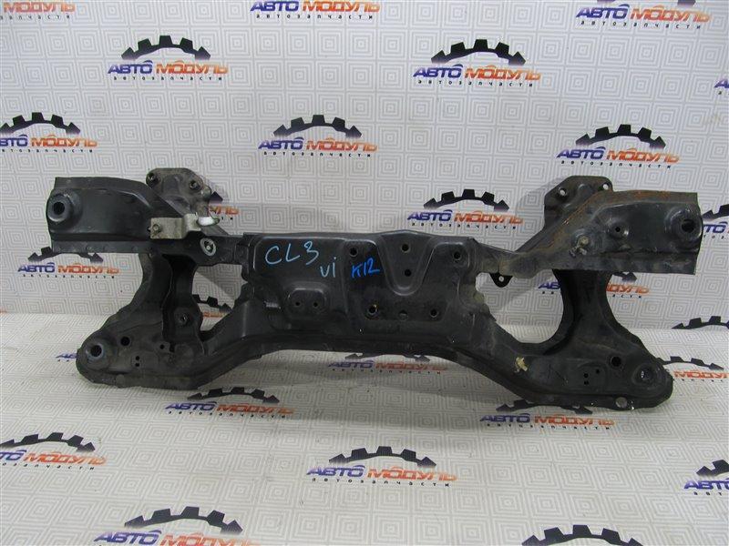 Балка под двс Honda Accord CL3-1101311 F20B передняя