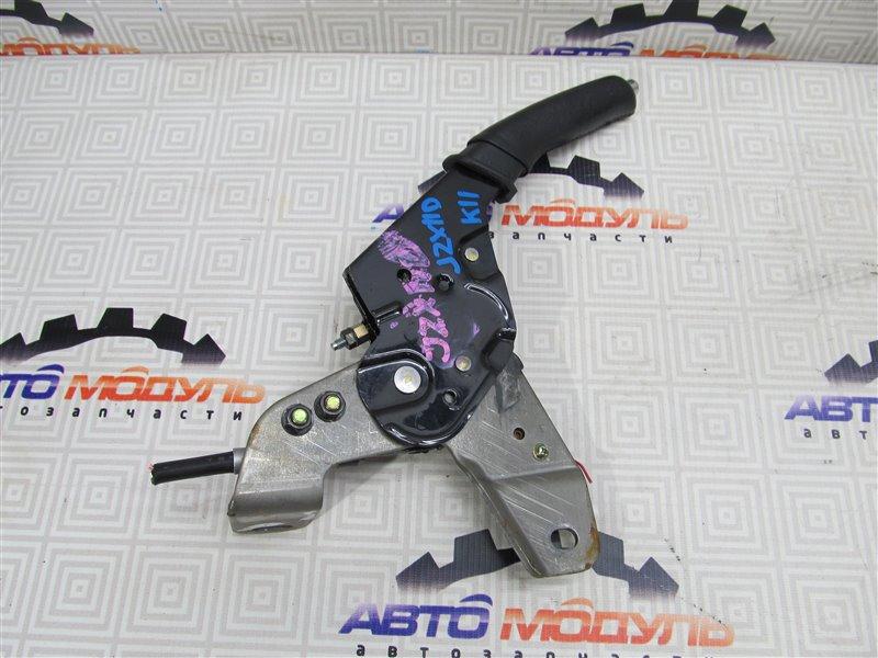 Ручка ручника Toyota Markii JZX110
