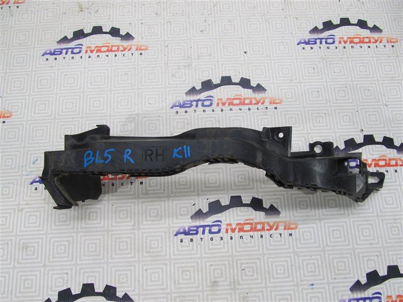 Планка под фары Subaru Legacy BL5 передняя правая