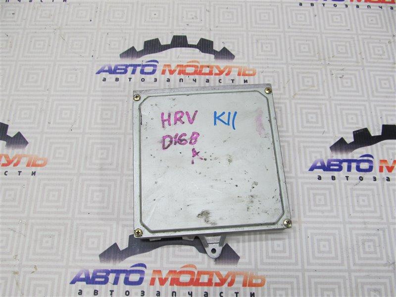 Компьютер двс Honda Hr-V GH1 D16A