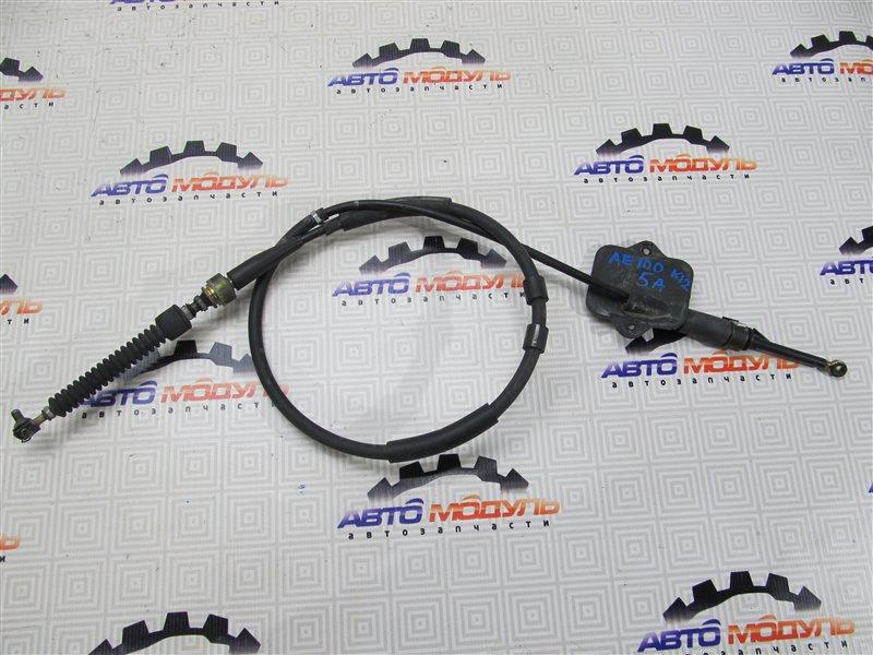 Трос переключения акпп Toyota Sprinter AE100-5162092 5A-FE 1995