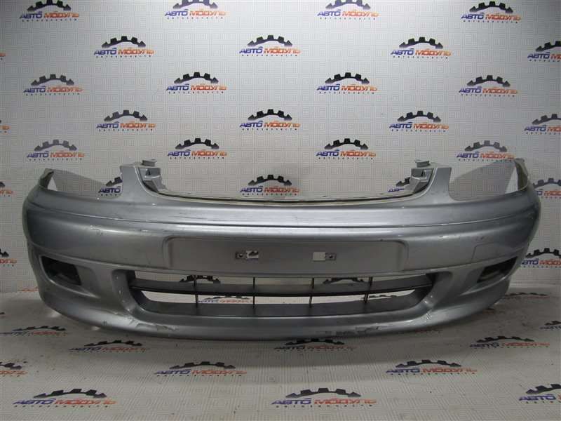 Бампер Honda Logo GA3 передний