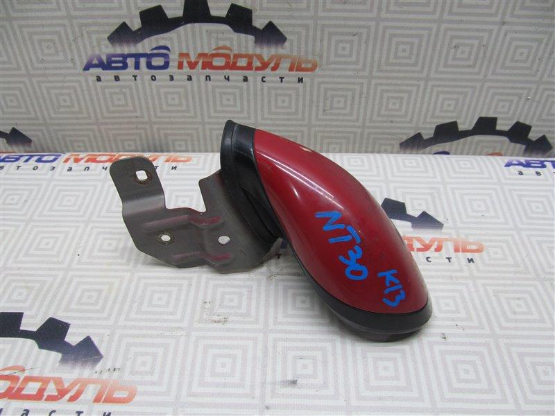 Зеркало на крыло Nissan X-Trail NT30-145978 QR20-DE 2005 левое
