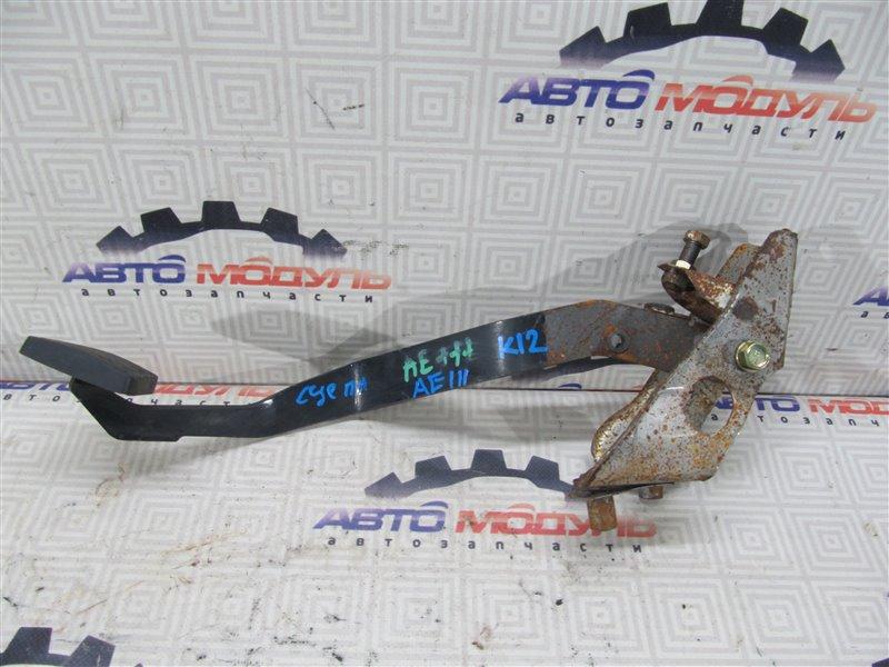 Педаль сцепления Toyota Sprinter Carib AE111-7038173 4A-FE 1997