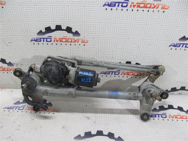 Мотор дворников Honda Accord CM2-3006395 K24A передний