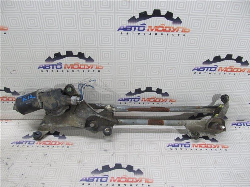 Мотор дворников Toyota Corolla Spacio AE111-6027004 4A-FE 1997 передний