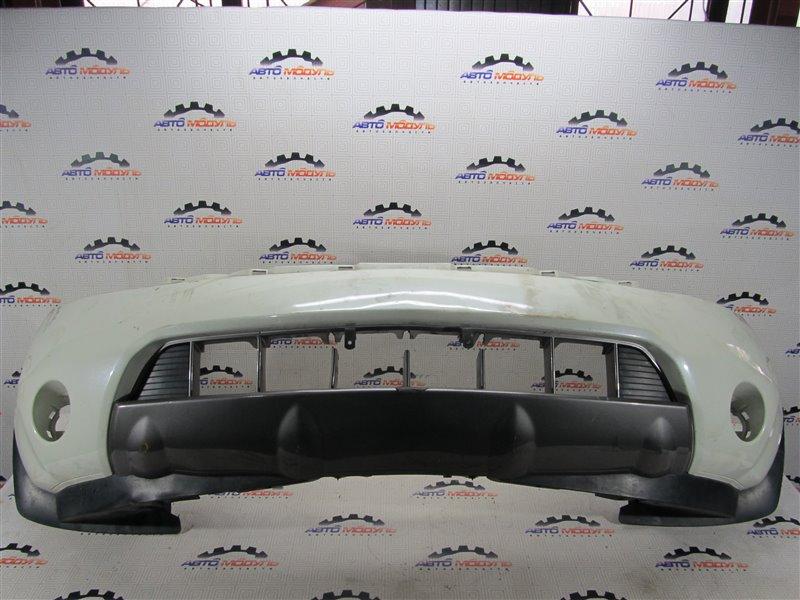 Бампер Nissan Murano PZ50-004296 VQ35-DE 2005 передний