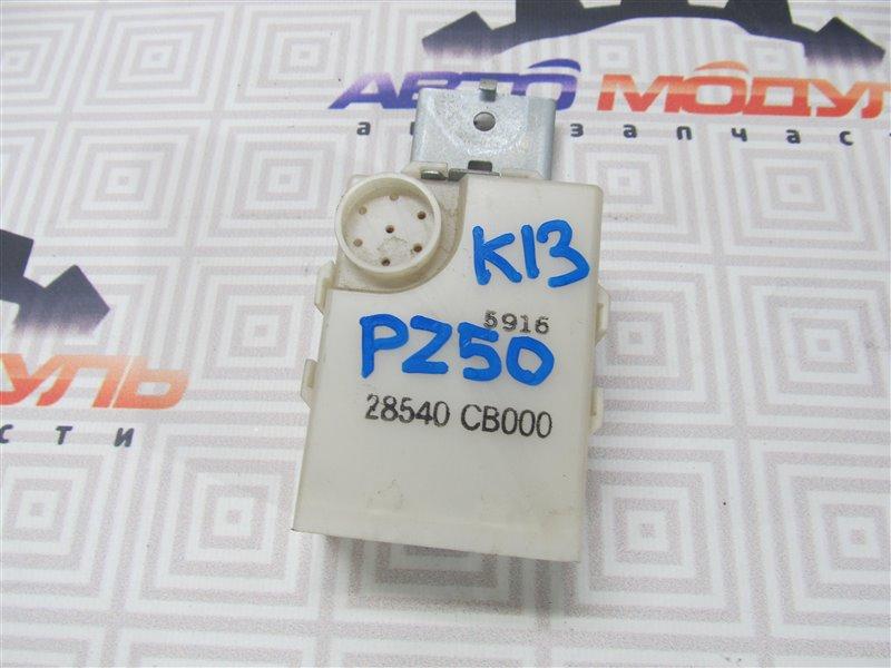 Блок управления дверьми Nissan Murano PZ50-004296 VQ35-DE 2005