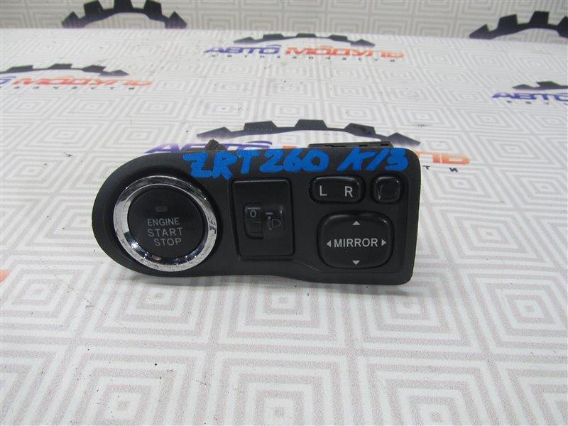Блок управления зеркалами Toyota Allion ZRT260-3050418 2ZR-FE 2008