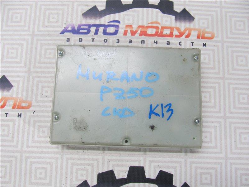 Блок управления климат-контролем Nissan Murano PZ50-004296 VQ35-DE 2005