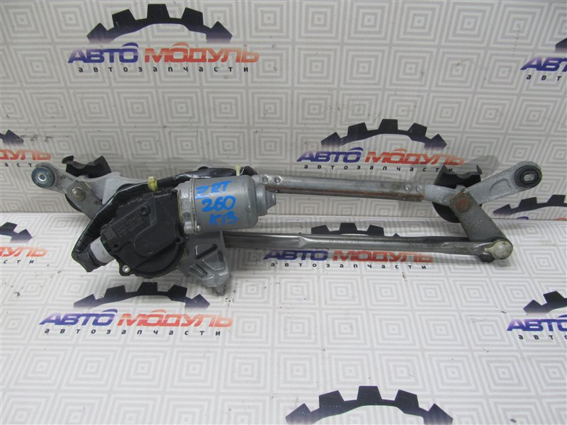 Мотор дворников Toyota Allion ZRT260-3050418 2ZR-FE 2008 передний