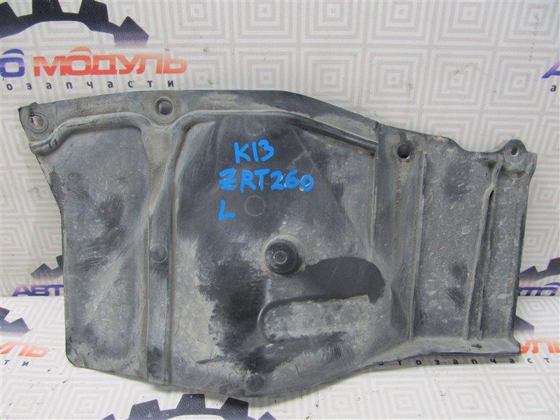 Защита двигателя Toyota Allion ZRT260-3050418 2ZR-FE 2008 левая