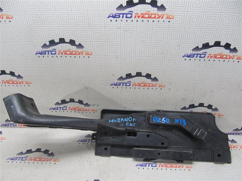 Воздухозаборник Nissan Murano PZ50-004296 VQ35-DE 2005
