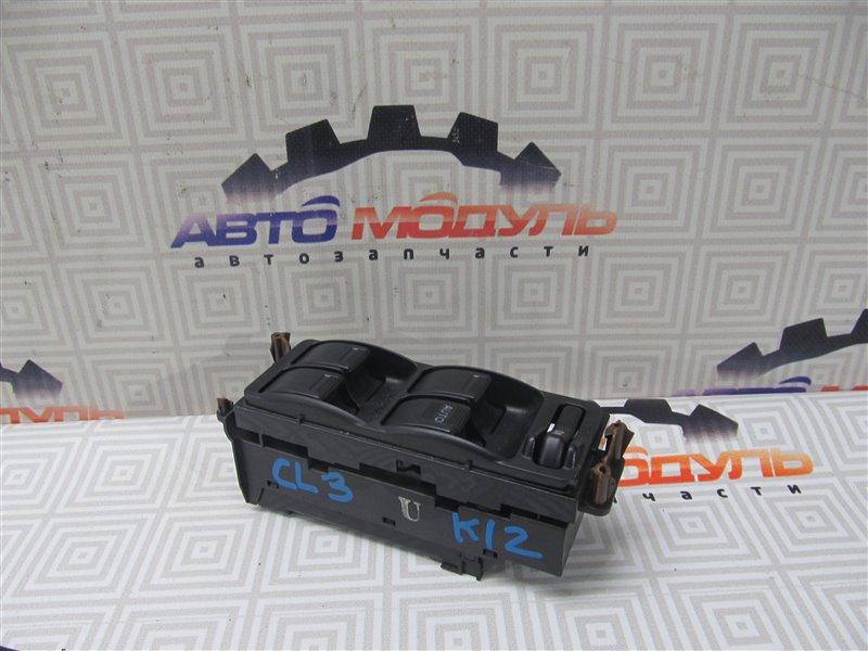 Блок упр. стеклоподьемниками Honda Accord CL3-1101311 F20B передний правый