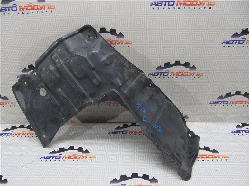 Защита двигателя Toyota Sprinter AE100-5162092 5A-FE 1995 левая