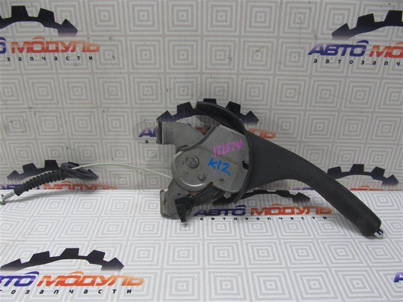 Ручка ручника Toyota Allex NZE121-5052298 1NZ-FE 2003