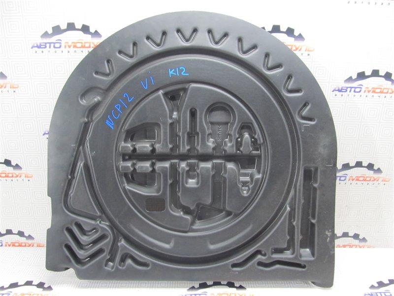 Ящик под инструменты Toyota Platz NCP12-0326025 1NZ-FE 2003