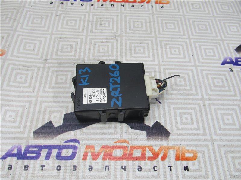 Блок управления парковкой Toyota Allion ZRT260-3050418 2ZR-FE 2008