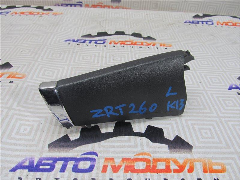 Консоль Toyota Allion ZRT260-3050418 2ZR-FE 2008 левый