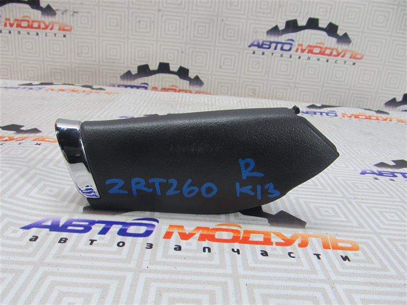 Консоль Toyota Allion ZRT260-3050418 2ZR-FE 2008 правый