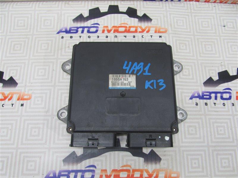 Компьютер двс Mitsubishi Colt Plus Z23A 4A91