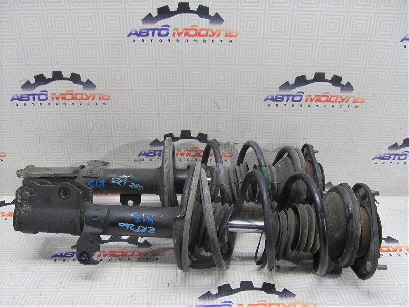 Стойка Toyota Allion ZRT260-3050418 2ZR-FE 2008 передняя правая