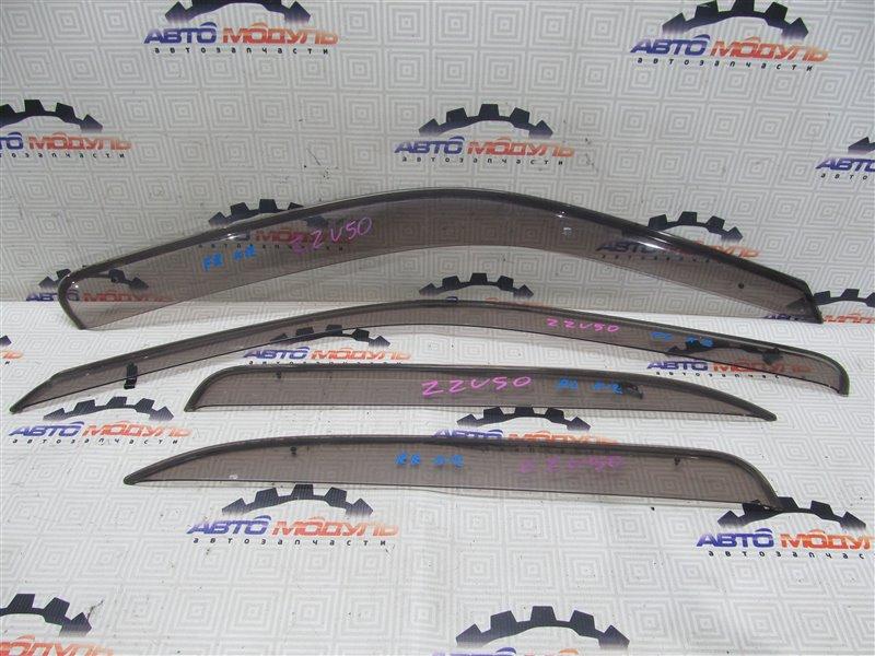 Ветровики Toyota Vista ZZV50-0038454 1ZZ-FE 2001