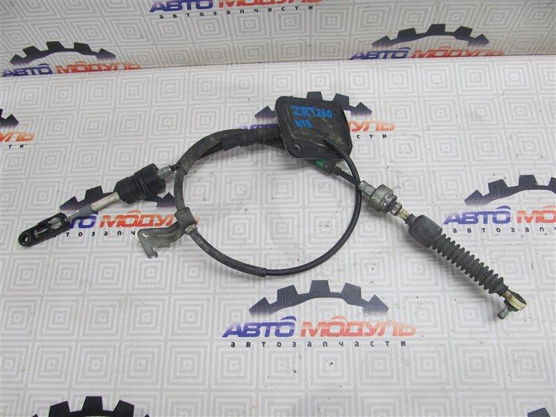 Трос переключения акпп Toyota Allion ZRT260-3050418 2ZR-FE 2008